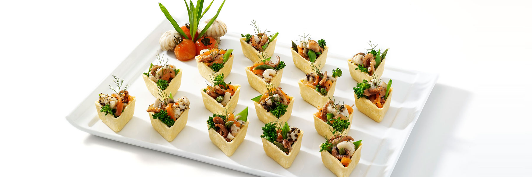 Summer savoury canape recipes for your next event for Canape pastry shells
